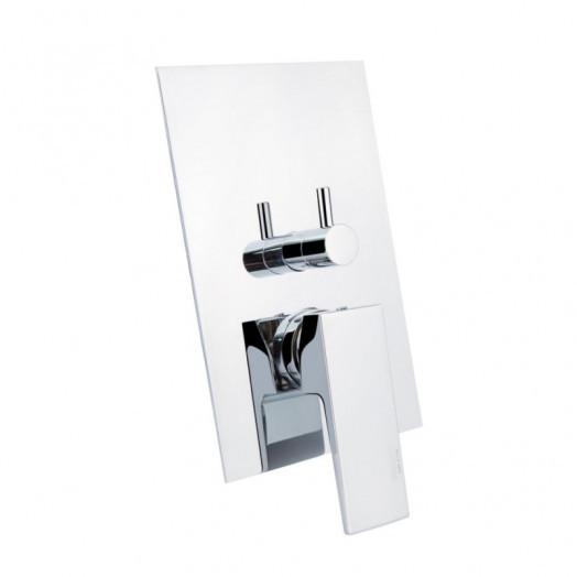 Смеситель скрытого монтажа для ванны Bianchi Jump INDJUM2304065CRM на три потребителя