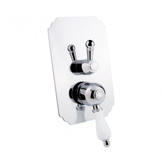 Змішувач прихованого монтажу для ванни Bianchi Europa INDEUR2304036CRM для трьох споживачів